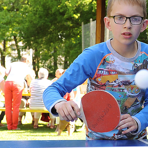 Ping-pong Bij De Ossenkamp